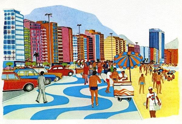10-Copacabana Rio de Janeiro