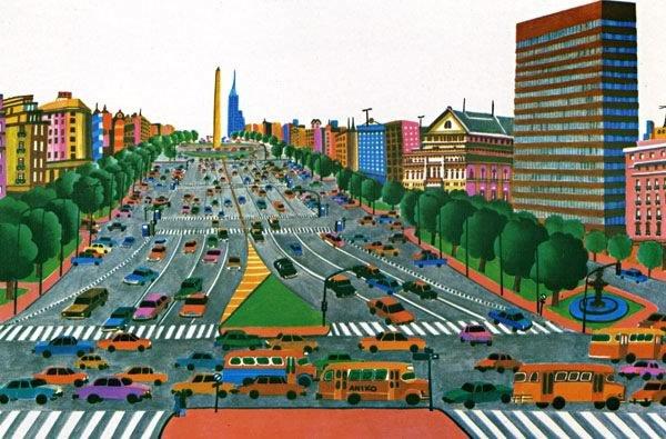 13-Avenida 9 de Julio, Buenos Aires
