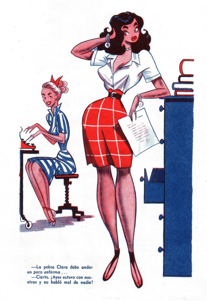 las chicas de divito archivo de ilustraci211n argentina