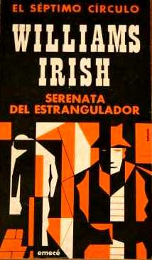Portada José Bonomi William Irish La dama fantasma