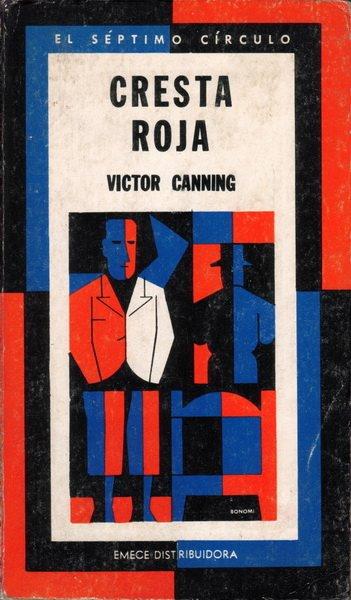 Portada José Bonomi Victor Canning Cresta Roja