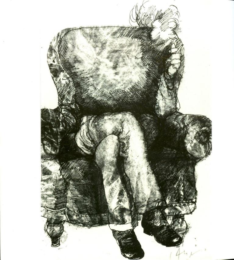 Carlos Alonso. Ilustrador (Ilustraciones para Neruda). 15