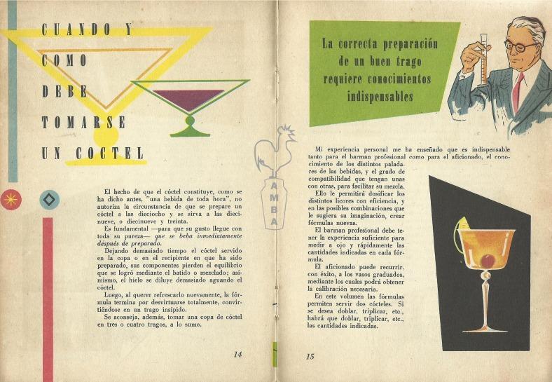 1955 TRAGOS MÁGICOS, de SANTIAGO POLICASTRO -PICHIN-, EDICIONES RIVERSIDE, BUENOS AIRES 1955_Page_009