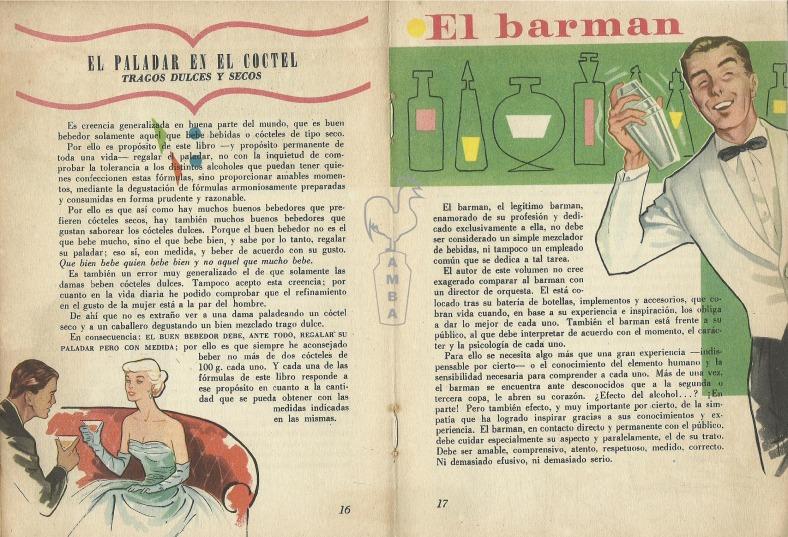 1955 TRAGOS MÁGICOS, de SANTIAGO POLICASTRO -PICHIN-, EDICIONES RIVERSIDE, BUENOS AIRES 1955_Page_010