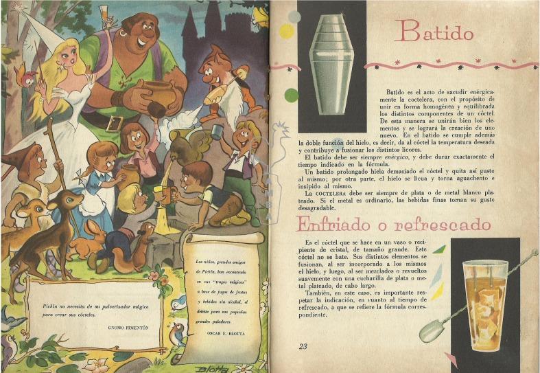 1955 TRAGOS MÁGICOS, de SANTIAGO POLICASTRO -PICHIN-, EDICIONES RIVERSIDE, BUENOS AIRES 1955_Page_013