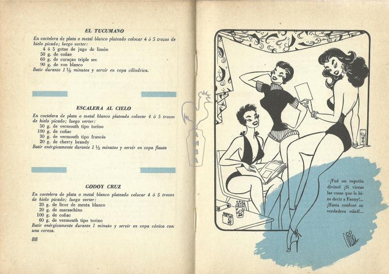 Pages from 1955 TRAGOS MÁGICOS, de SANTIAGO POLICASTRO -PICHIN-, EDICIONES RIVERSIDE, BUENOS AIRES 1955-3