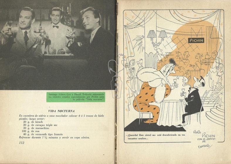 Pages from 1955 TRAGOS MÁGICOS, de SANTIAGO POLICASTRO -PICHIN-, EDICIONES RIVERSIDE, BUENOS AIRES 1955-4