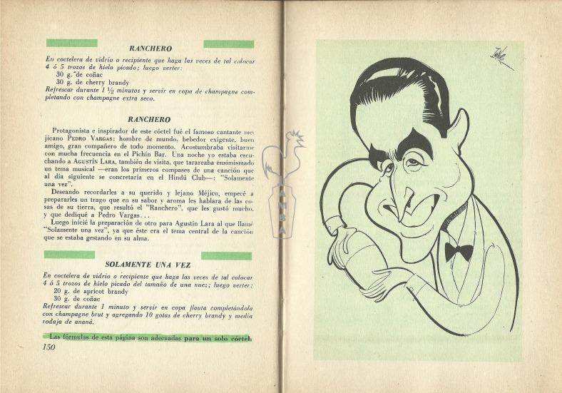 Pages from 1955 TRAGOS MÁGICOS, de SANTIAGO POLICASTRO -PICHIN-, EDICIONES RIVERSIDE, BUENOS AIRES 1955-5