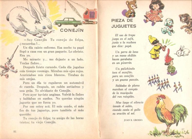 Páginas 86 y 87