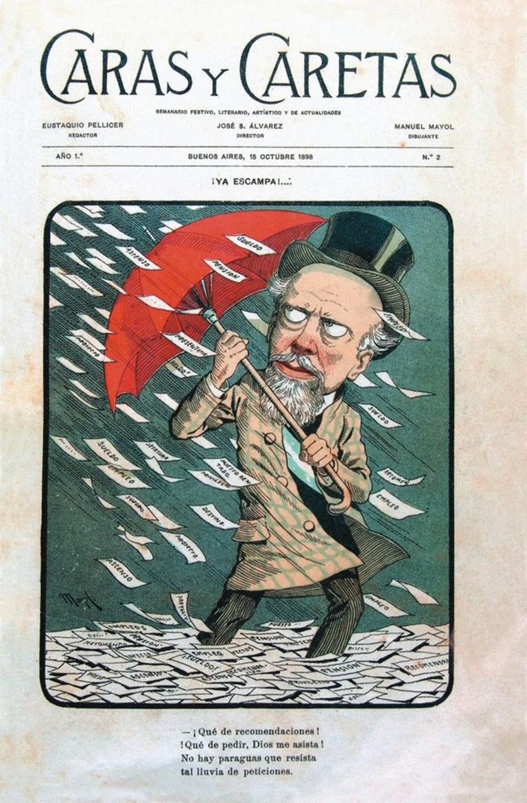 02- -YA ESCAPA!... 15-10-1898