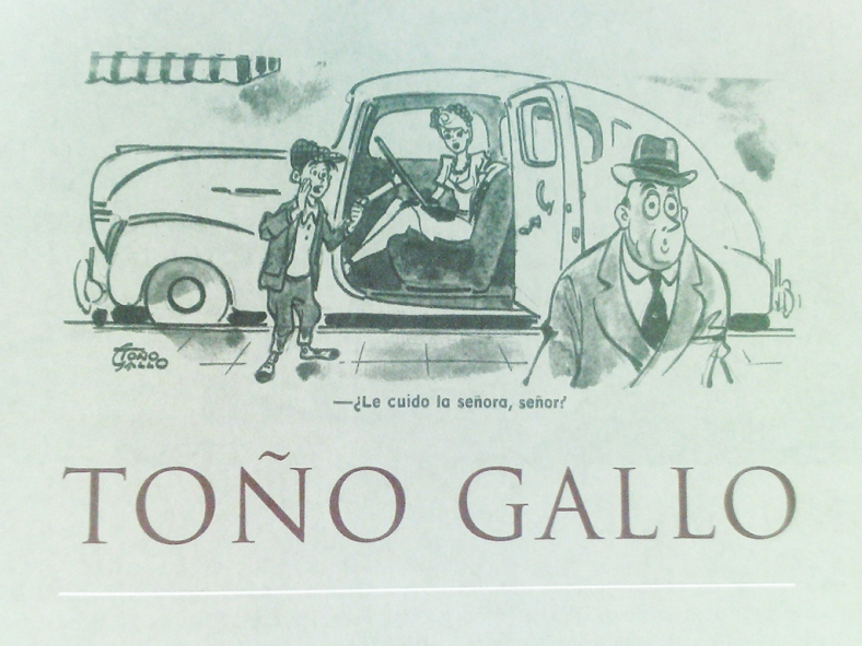 Toño Gallo