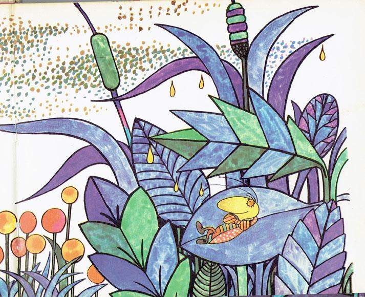 Pagina interna 2 | Ilustrado por Jorge Limura - Texto de Ines Malinow