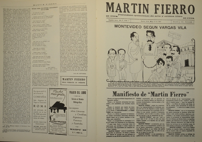 Martin Fierro 8