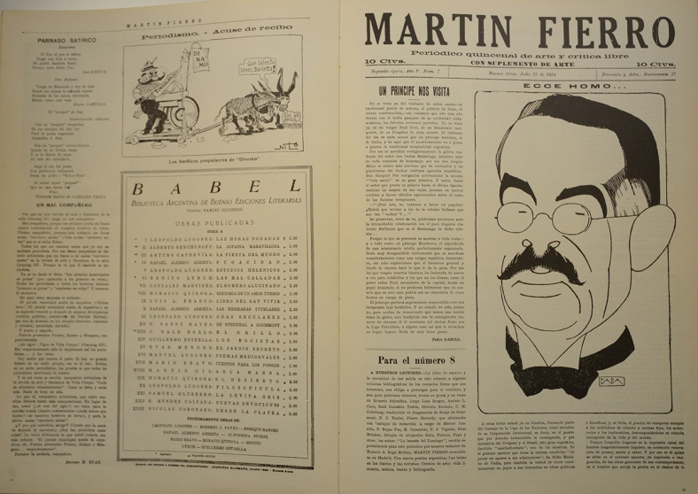 Martin Fierro 9