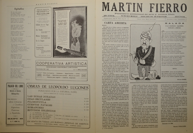 Martin Fierro 11