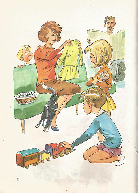 Semillita, libro de lectura inicial