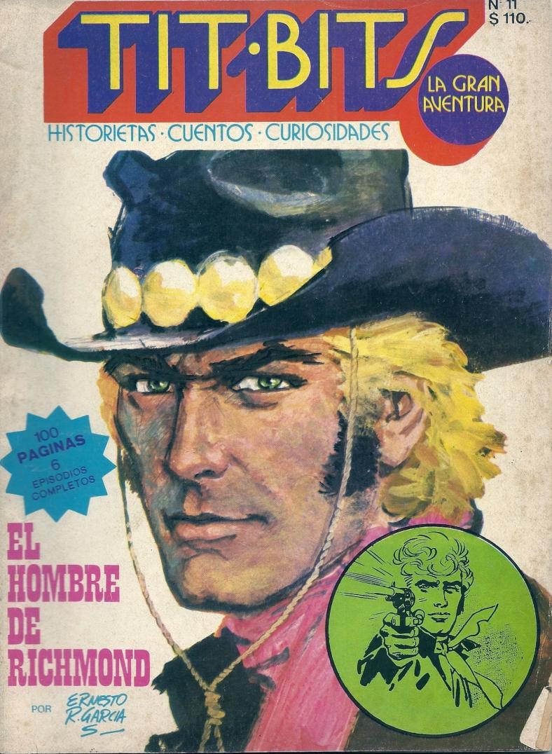 Revista de historietas, cuentos y curiosidades.