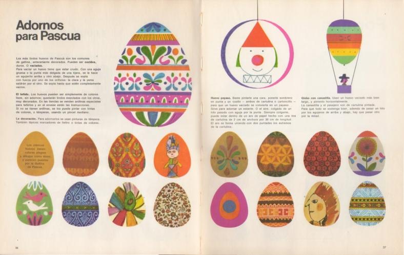Adornos para Pascua