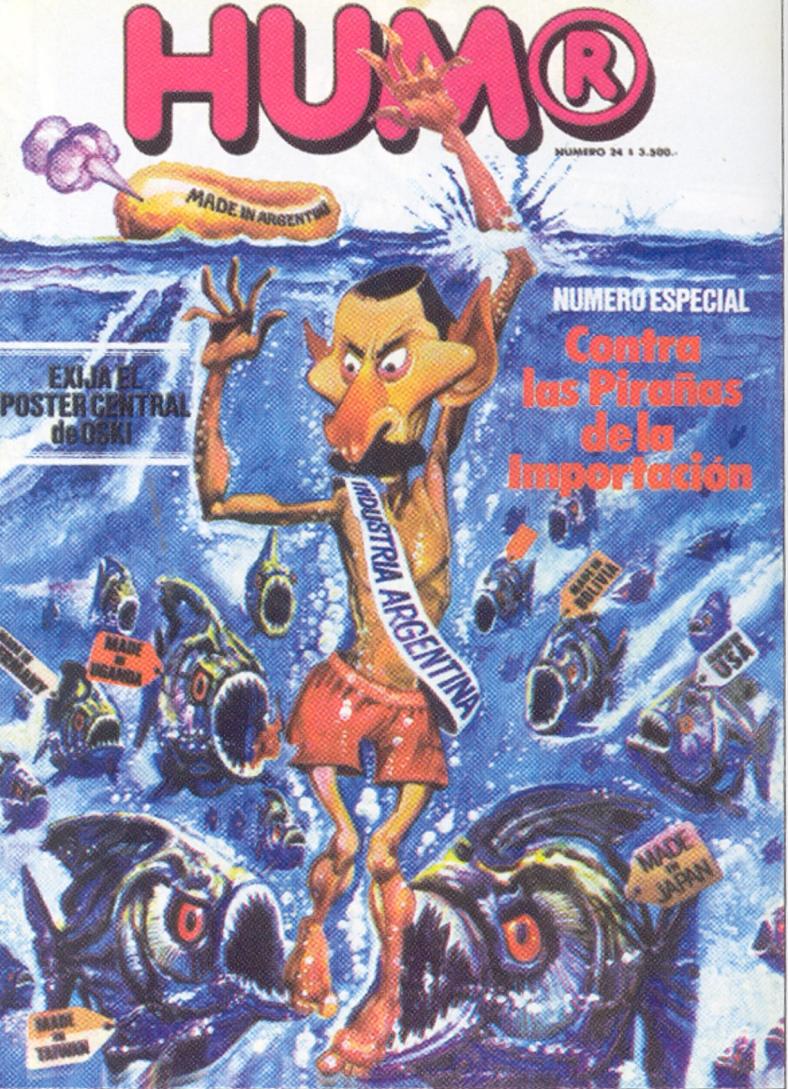 Humo(R) Diciembre '79
