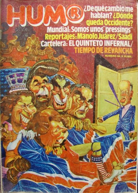 Revista Humo (R)