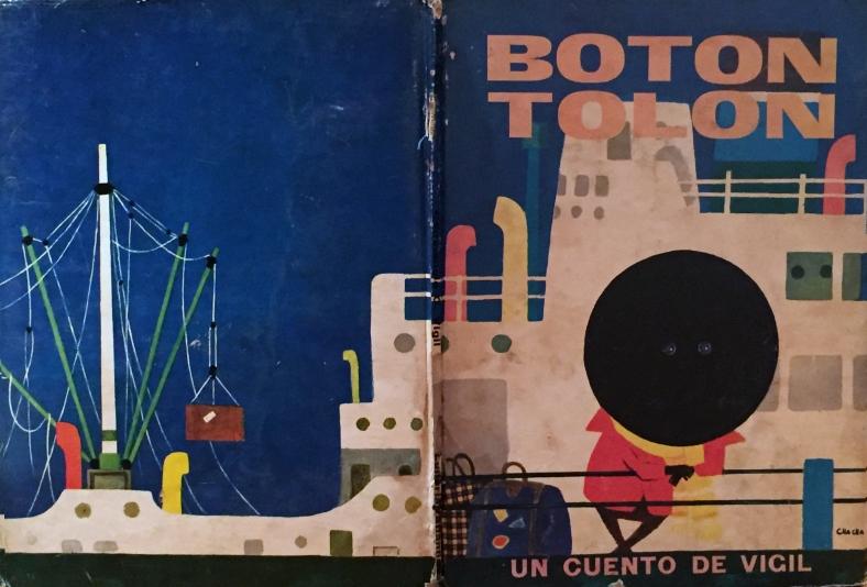 Boton Tolon - Ilustrador Conti, Sara (Chacha)