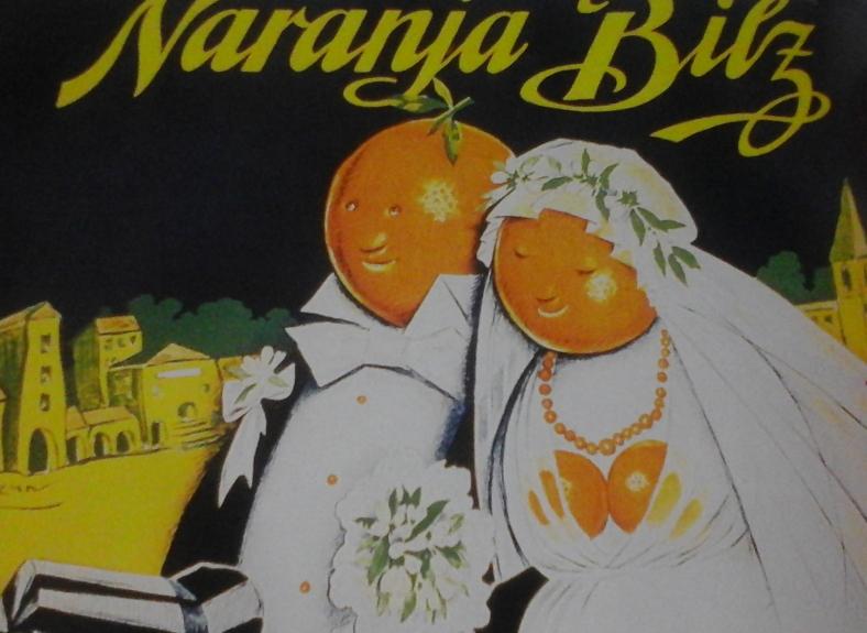 Para Bilz, Mauzán creó una serie que mostraba el producto desde su nacimiento.