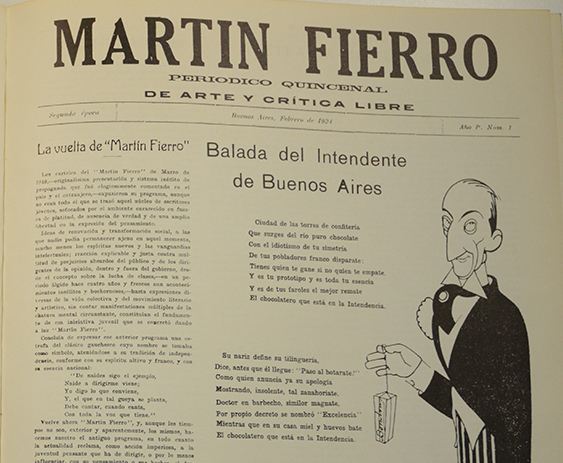 Martin Fierro 1
