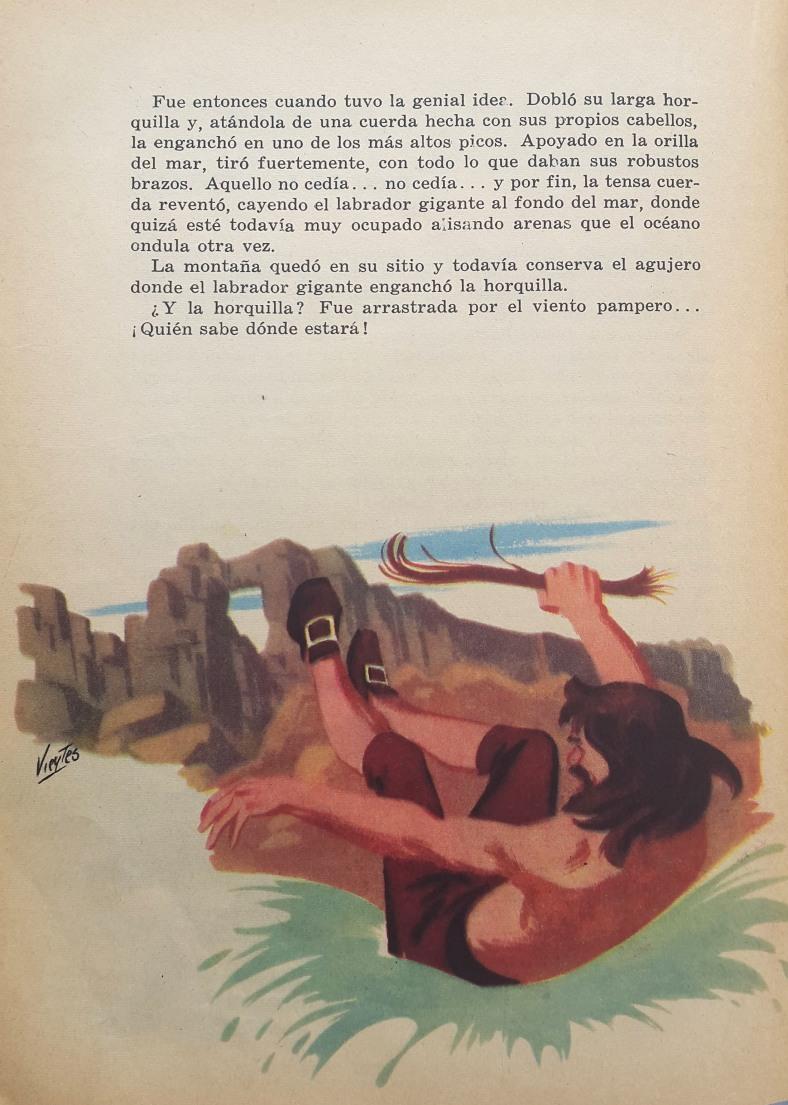 Enrique Vieytes, en Maravilla