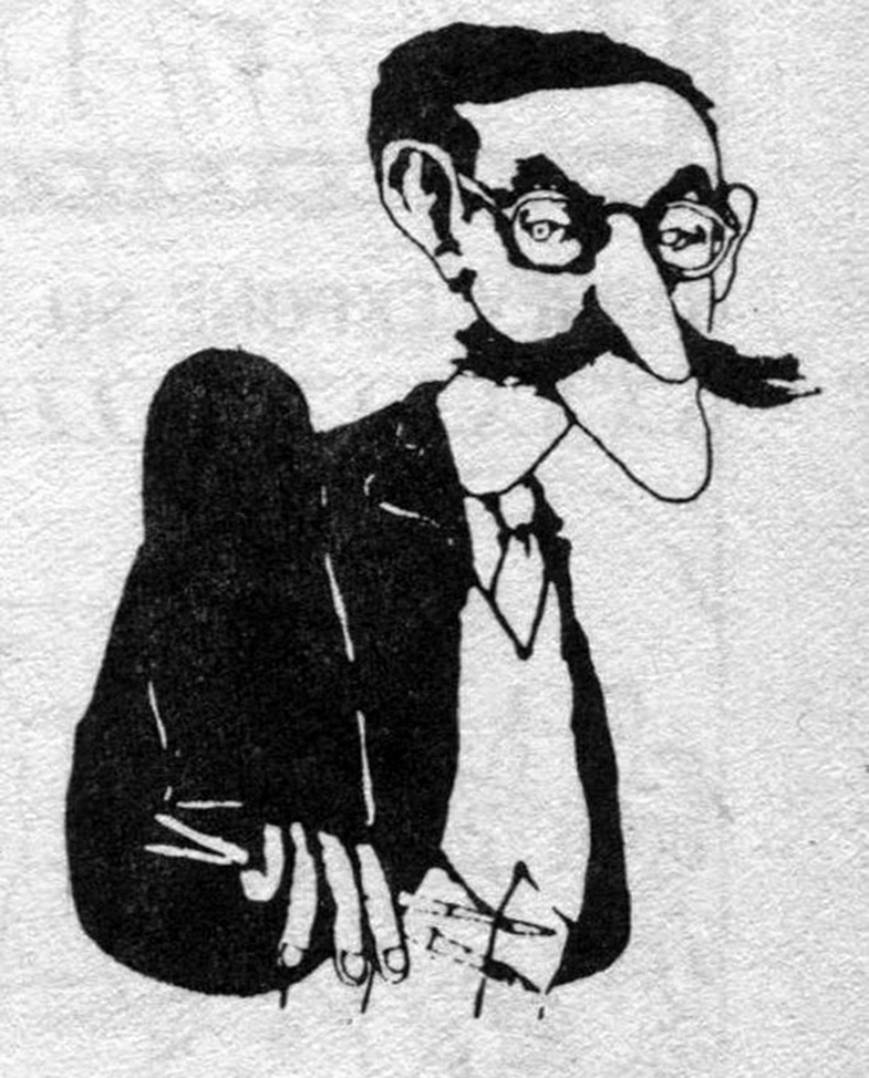 (Historia del Humor Gráfico y Escrito en la Argentina - Tomo II - Siulnas) - 1940-1985