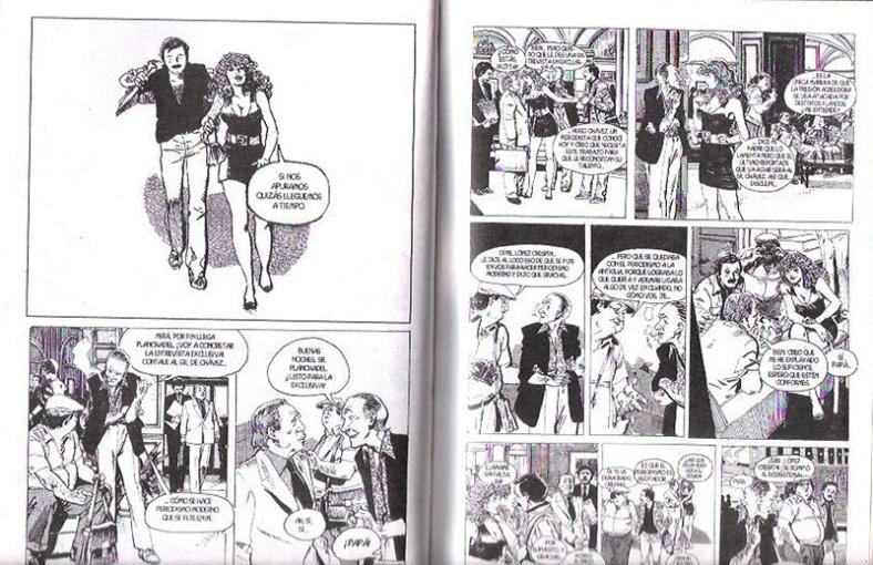 tercera página