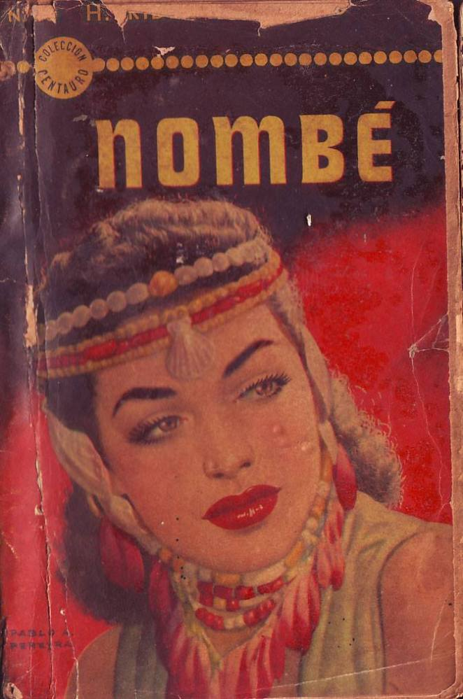 Tapa de novela