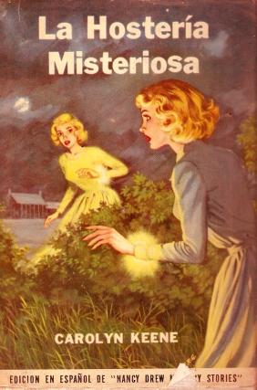 tapa del libro La Hostería Misteriosa