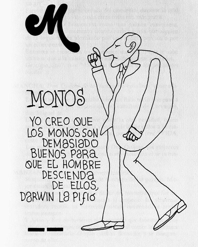 Ilustración para El pequeño García Ilustrado (Textos de García de Monserrat)