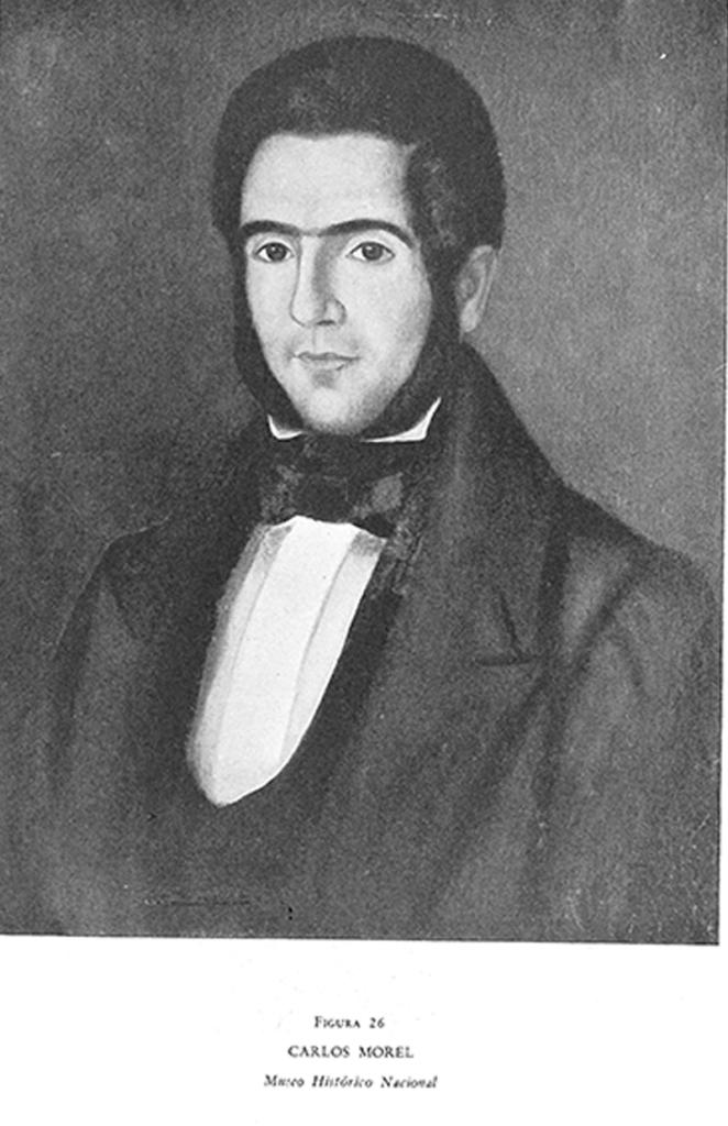 Carlos Morel