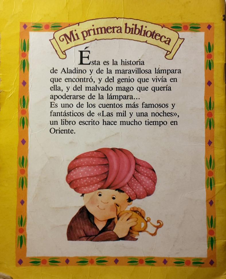 Aladino 18