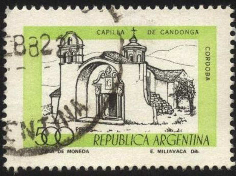Capilla de Candonga, Córdoba, Argentina