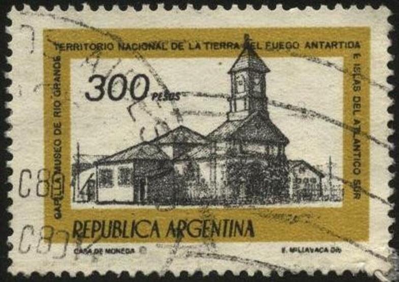 Capilla Museo, Río Grande, Argentina