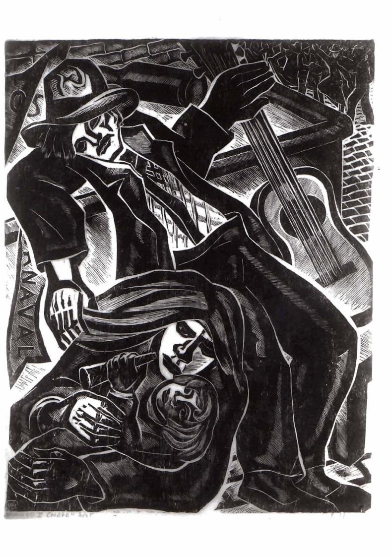 DOMINGO I CHAYA (1955)