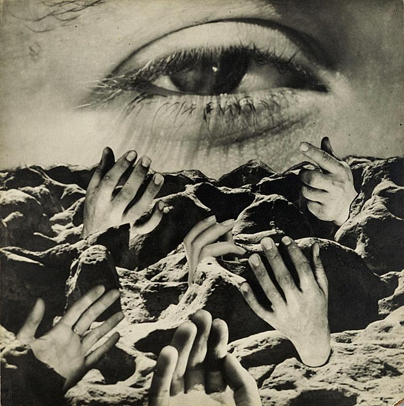 Sueño N°26 - El Ojo Eterno (1950)