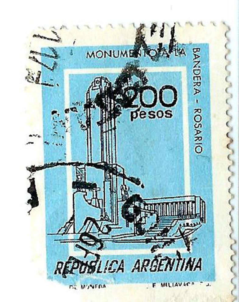 Monumento a la bandera, Rosario, Argentina