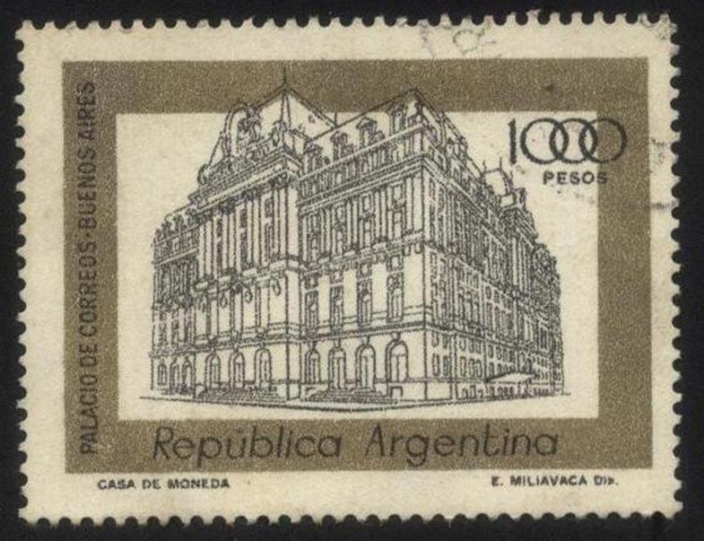 Palacio de Correos, Buenos Aires, Argentina