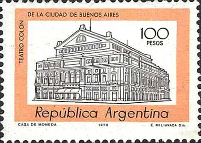 Teatro Colón, Buenos Aires, Argentina 2