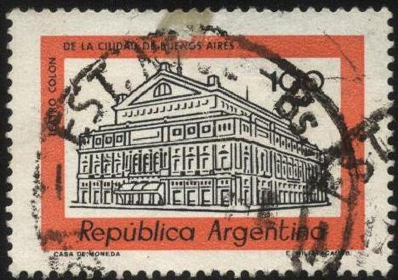 Teatro Colón, Buenos Aires, Argentina 3