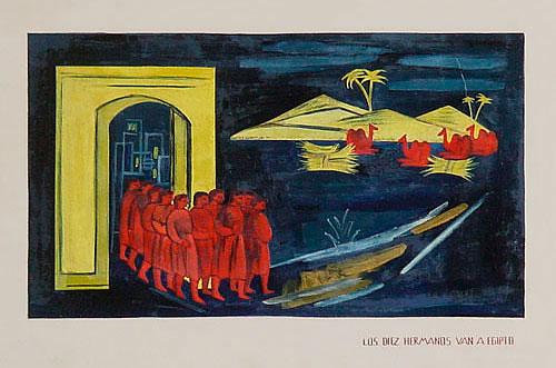 José en Egipto 12