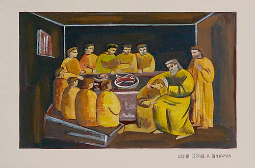 José en Egipto 14