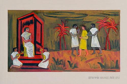 José en Egipto 16