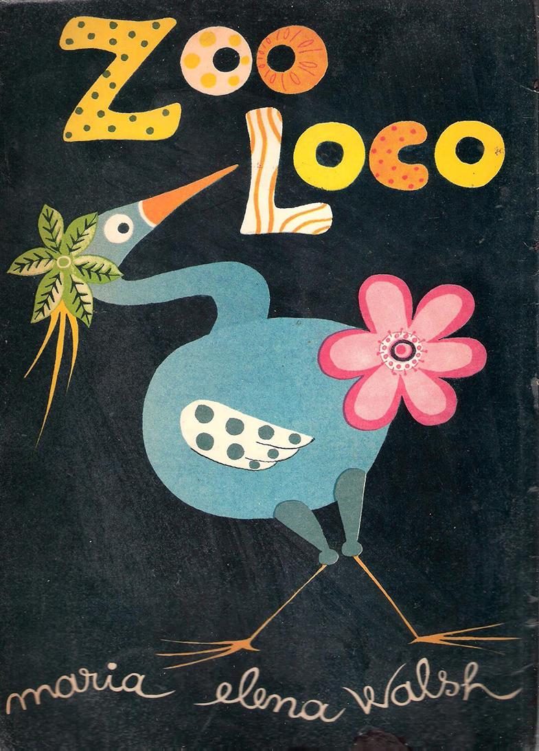 Tapa libro Zoo Loco