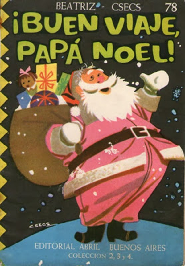 Buen Viaje Papa Noel