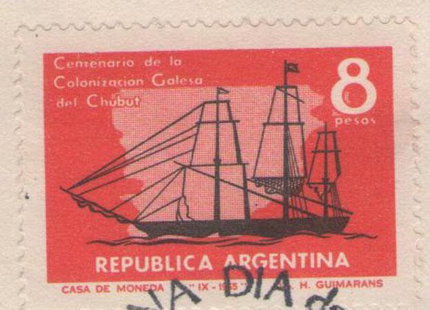 Centenario de la colonizacion del Chubut