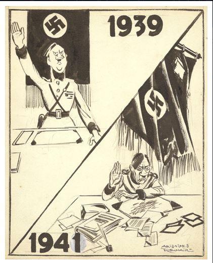 """Ilustraciones para el diario """"Libre Palabra"""""""